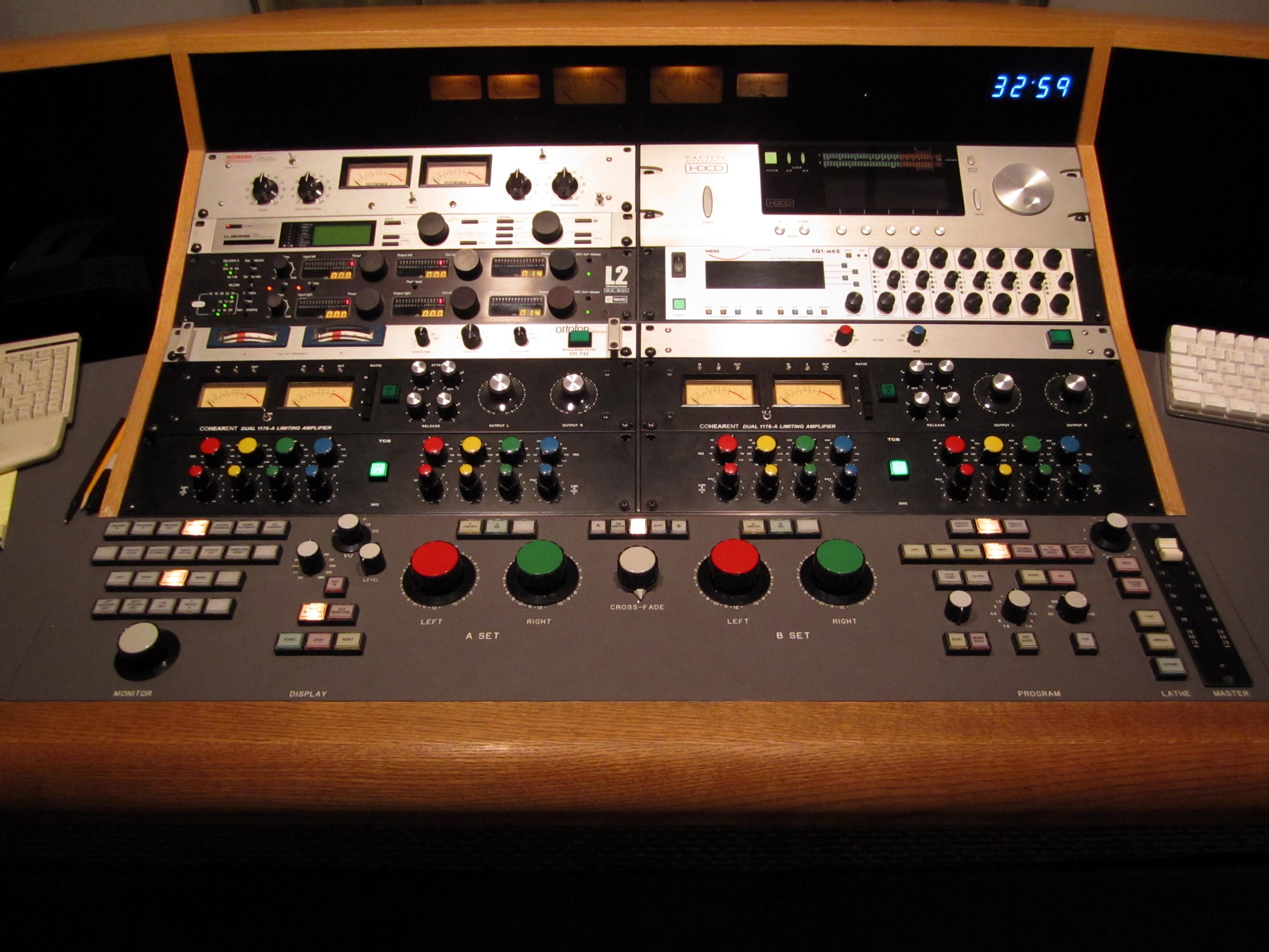 cohearent console